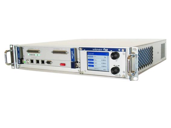 Alimentation DC programmable Mpod Micro 4 à 16 voies
