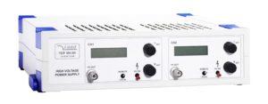 Alimentation haute tension THQ serie CPS double voie de sortie positive 5 kV 2 mA Iseg