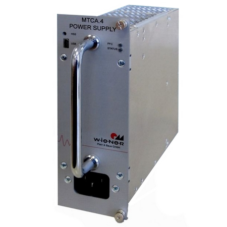 MicroTCA4 power supply  WIENER Power Electronics