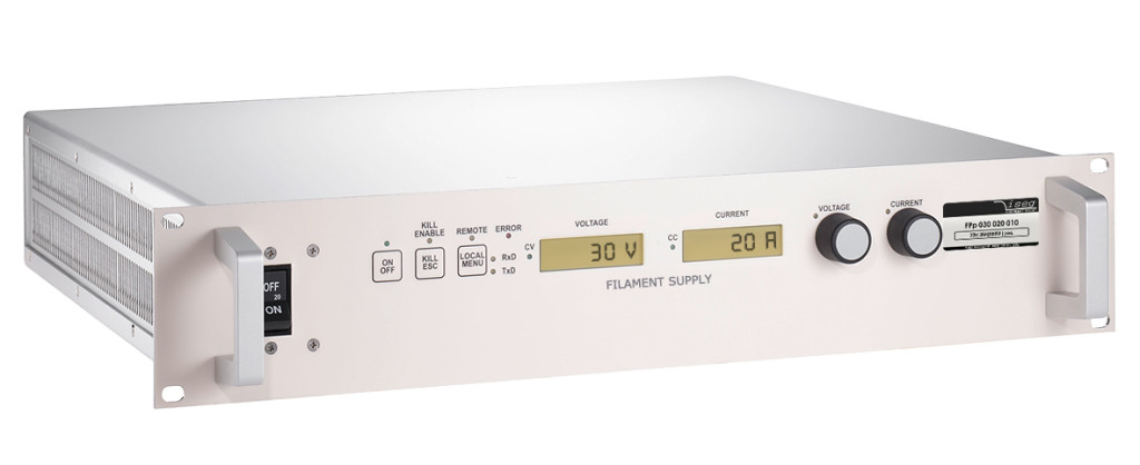 FPS floating power supply 19' rack 30 V - 20 A