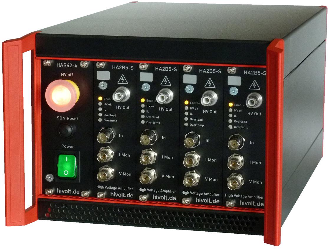 Amplificateur haute tension HA2B5-S HIVOLT.de
