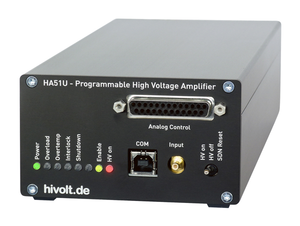Amplificateur haute tension HA51U HIVOLT.de