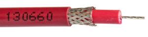Cable haute tension blindé 130660