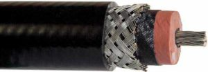 Cable haute tension blindé 2243 125kV