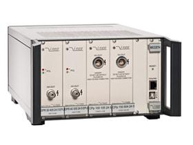 Chassis 4 slots : Calibration du contrôleur MICC pour modules haute tension MMC