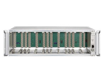 Rack 10 slots Iseg Spezialelektronik GmbH