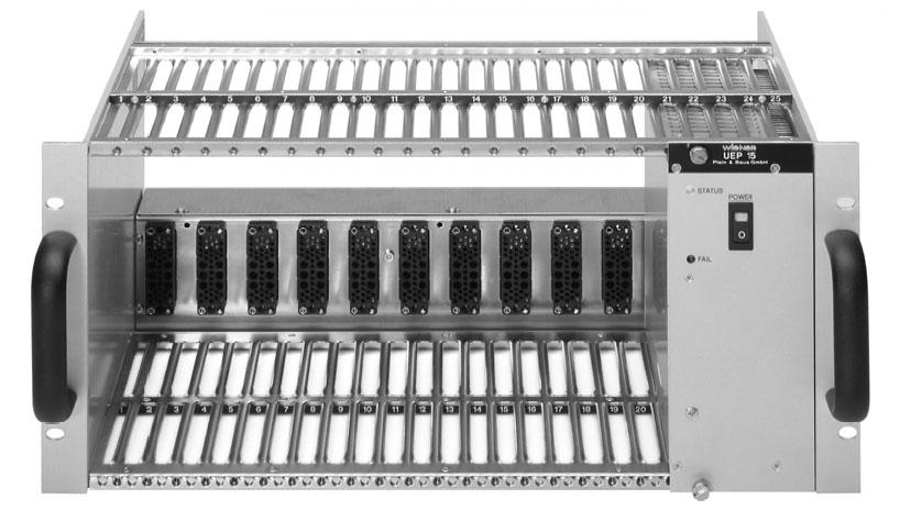 Chassis NIM 10 slots Compact 150 W