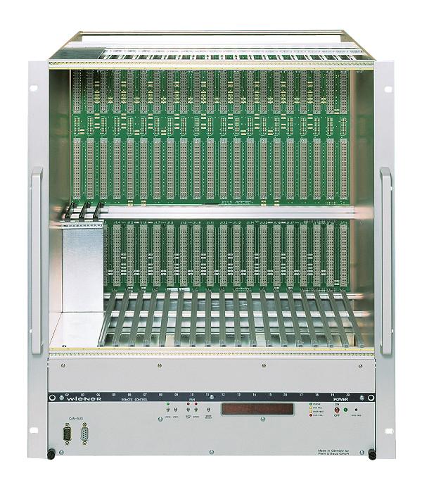 Chassis VME430 CERN série 6021 6023 9U WIENER