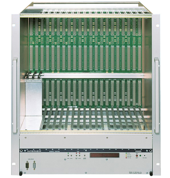 Chassis WIENER Power Electronics (VME430)