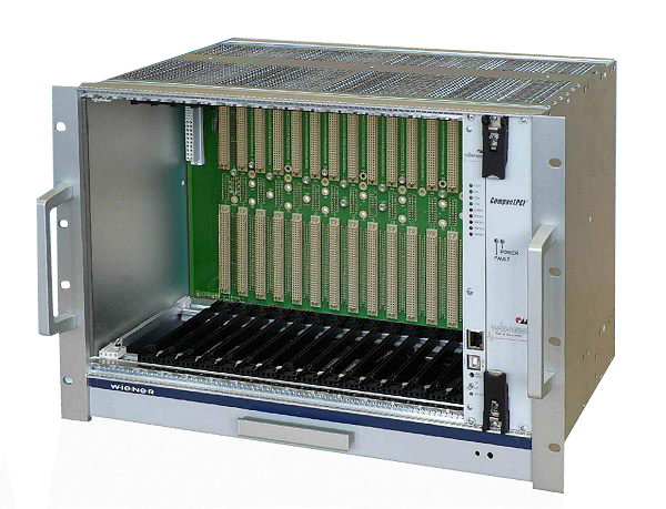 Chassis VME64x série 3200