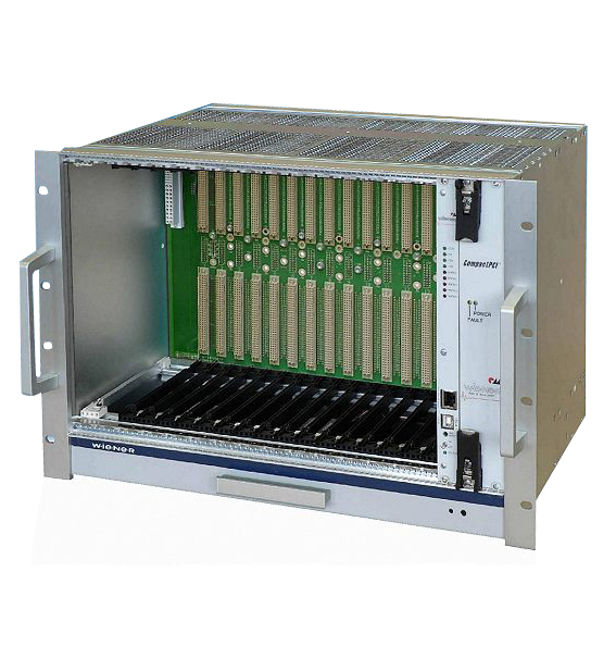 Chassis VME64 WIENER Power Electronics