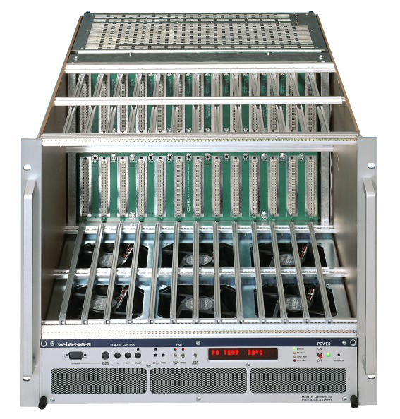 Chassis WIENER Power Electronics (CAMAC)