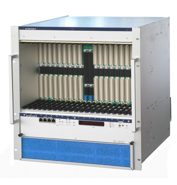 Crate VXS WIENER Power Electronics