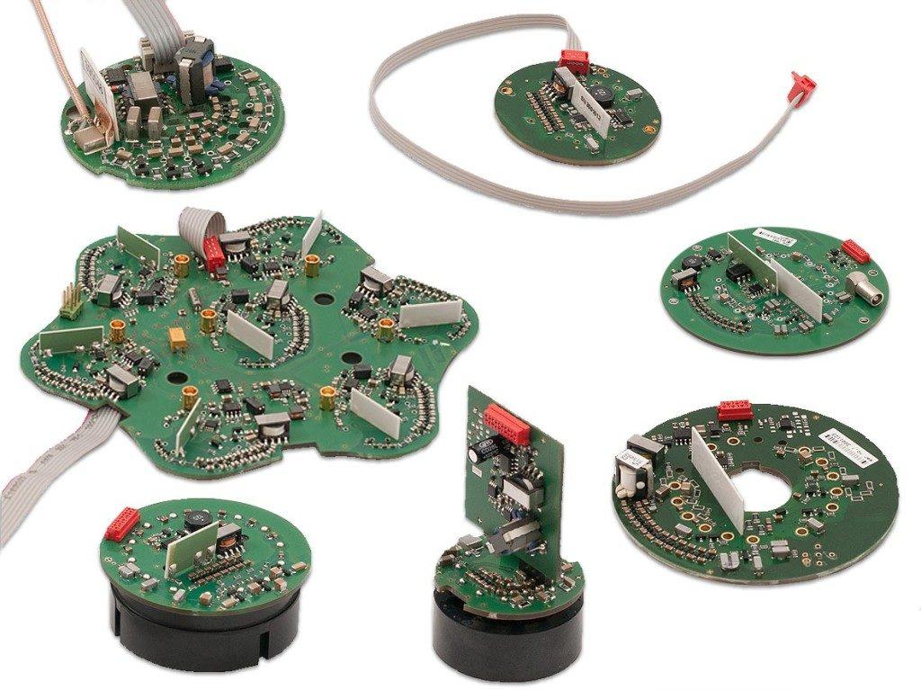 Convertisseurs haute tension DC serie PHQ pour photomultiplicateurs
