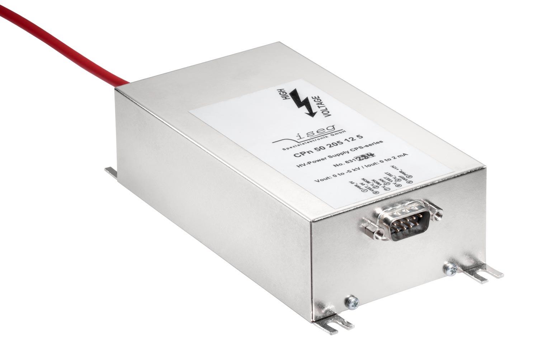 Convertisseur haute tension DC CPS polarite negative 5 kV 2 mA ISEG