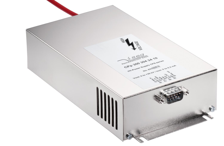 Convertisseur haute tension DC CPS polarite positive 30 kV 300 micro ampere ISEG