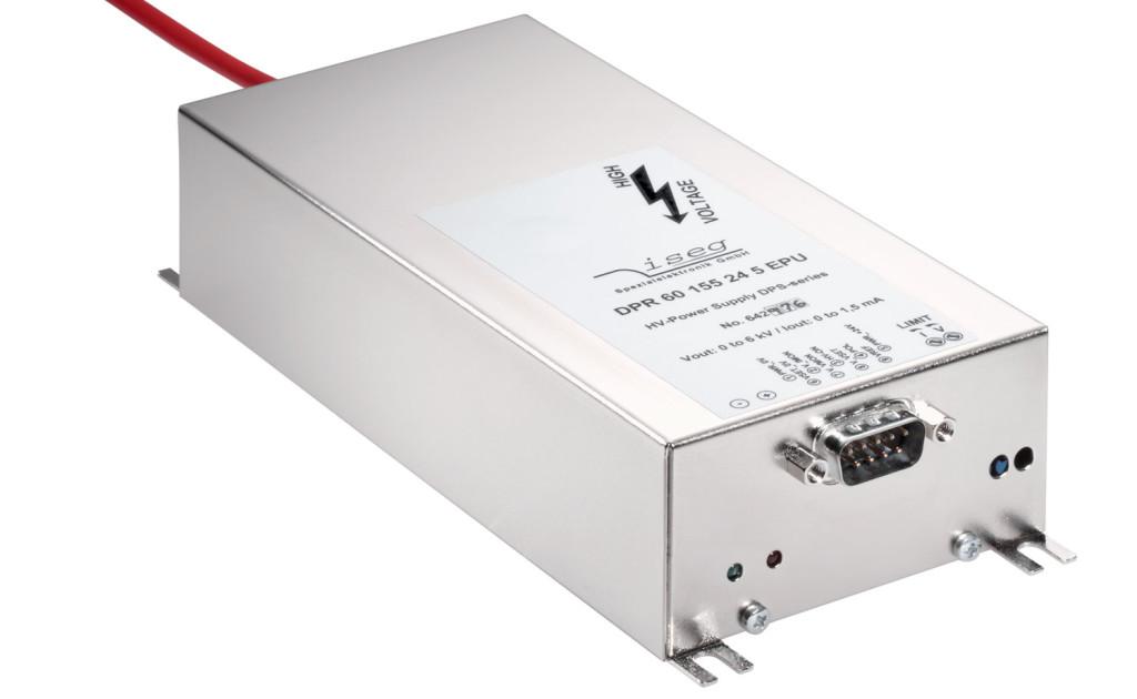 Convertisseur haute tension dc DPR polarité commutable par électronique