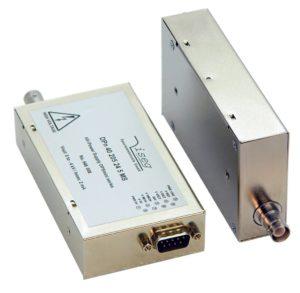 convertisseur haute tension dc dps mini montage horizontal vertical 4 kv 2 ma iseg
