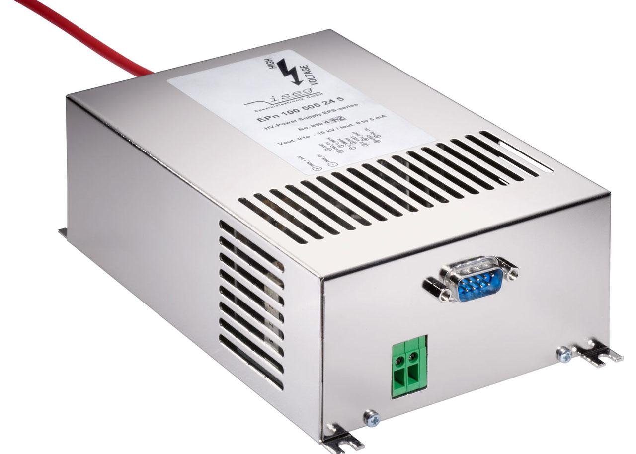 Convertisseur haute tension DC EPS 10 kV 5 mA ISEG