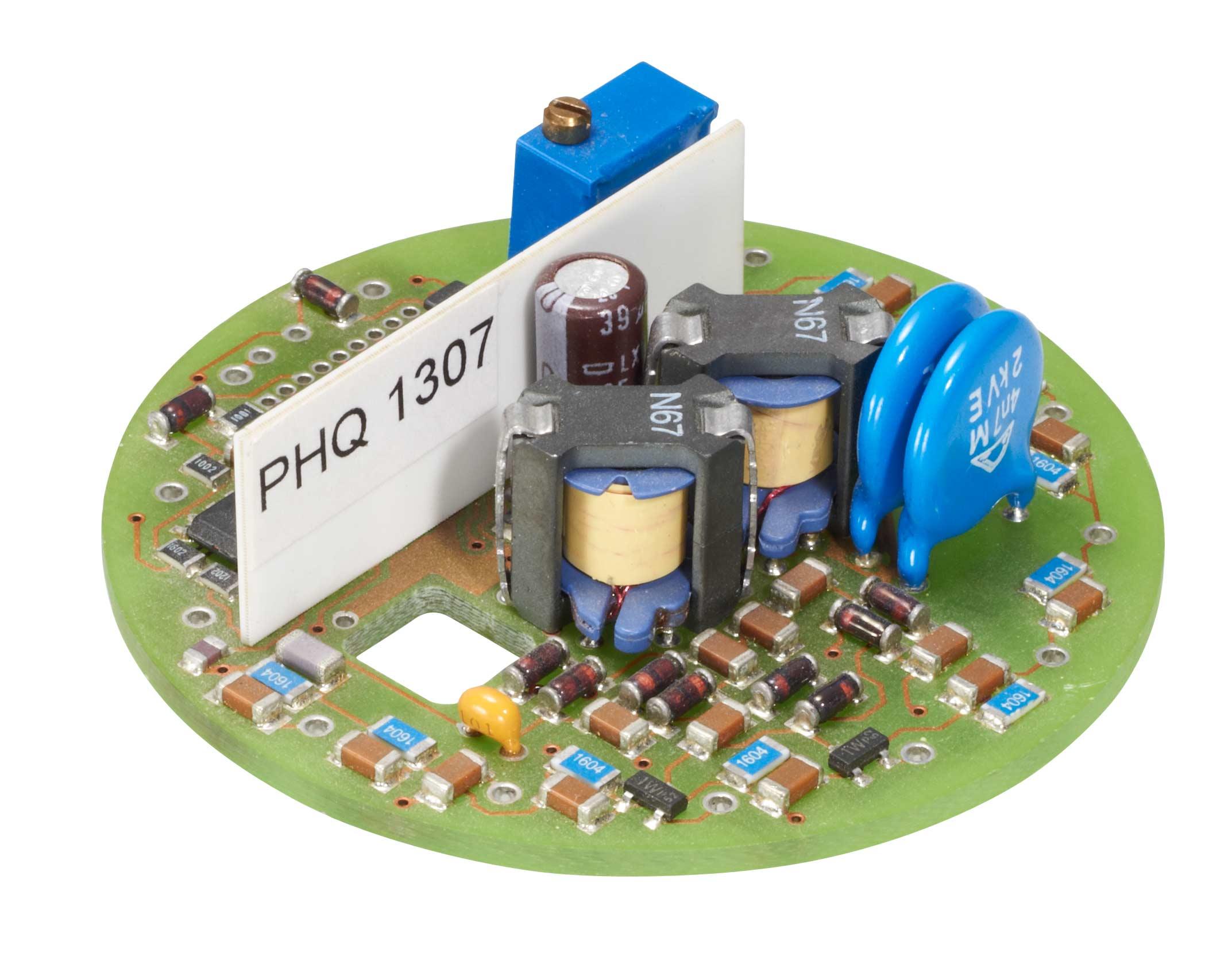 Convertisseur haute tension DC PHQ 1307 ISEG