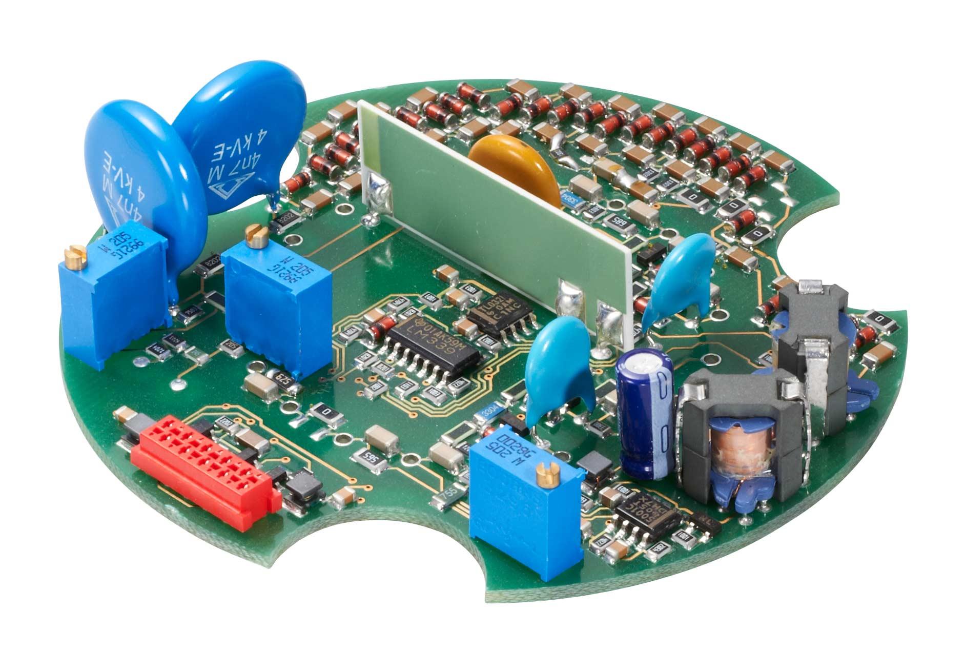 Convertisseur haute tension DC PHQ 2312B ISEG
