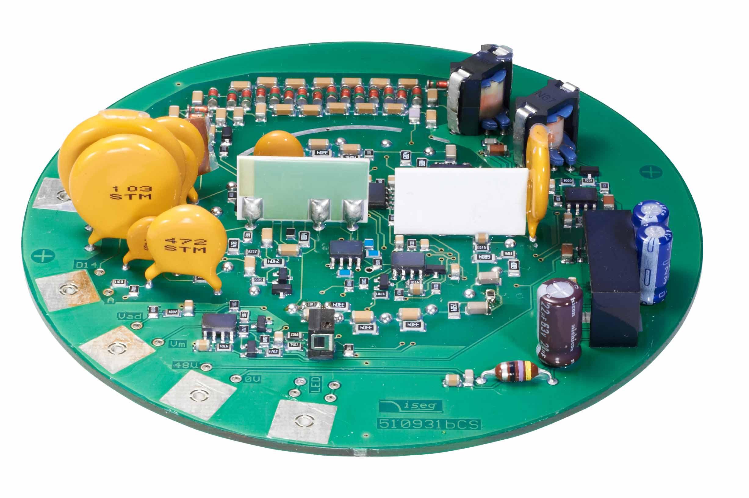 Convertisseur haute tension DC PHQ 7081 ISEG