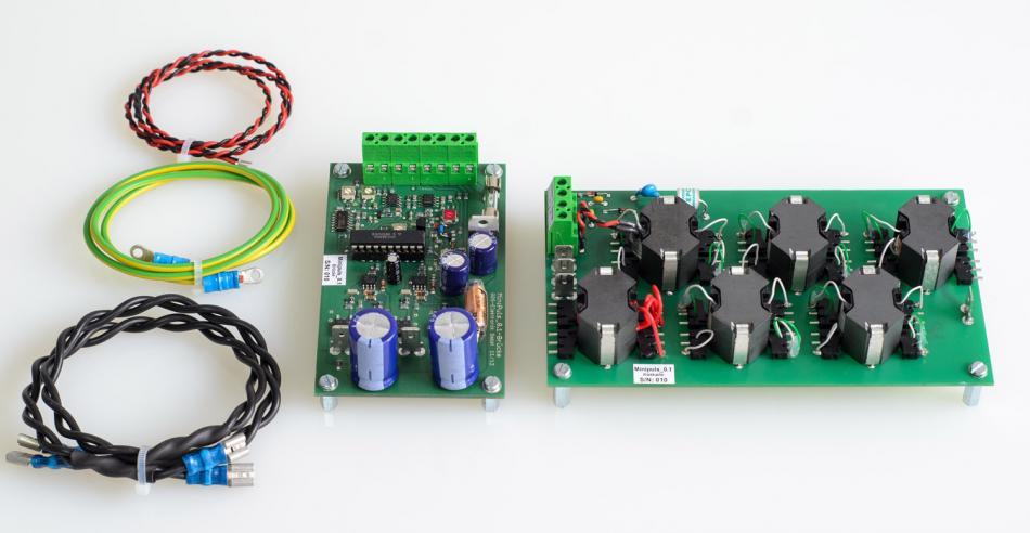 Générateur haute tension Minipuls 0.1 de GBS Elektronik GmbH