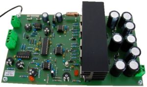 Pont de decoupage pour generateur haute tension sinusoidal Minipuls2 de 10 kV et application de decharge de barriere dielectrique DBD