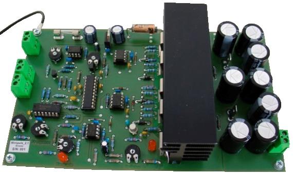 Générateurs d'impulsions et Amplificateurs haute tension : Minipuls2 pont complet