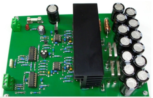 Générateurs d'impulsions et Amplificateurs haute tension : Minipuls4 pont complet