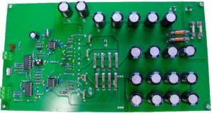 Pont de decoupage pour generateur haute tension sinusoidal Minipuls6 de 30 kV et application de decharge de barriere dielectrique DBD