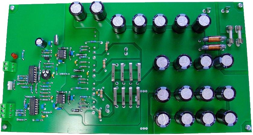 Générateurs d'impulsions et Amplificateurs haute tension : Minipuls6 pont complet