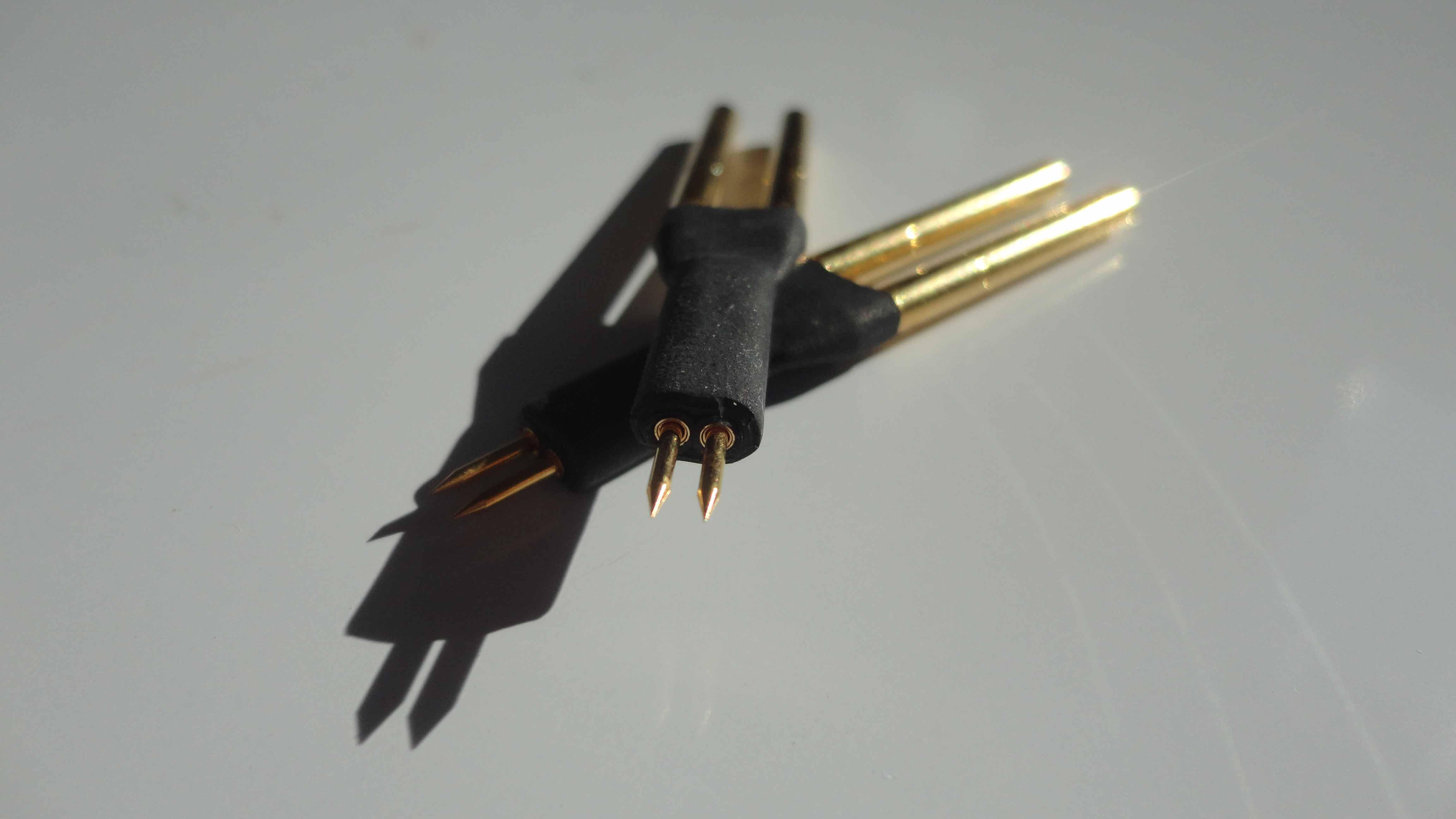 Tete de sonde DRM 4015 2 mm pour micro ohmmètre