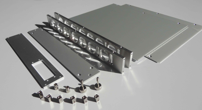 Vue generale kit cassette mecanique NIM WIENER