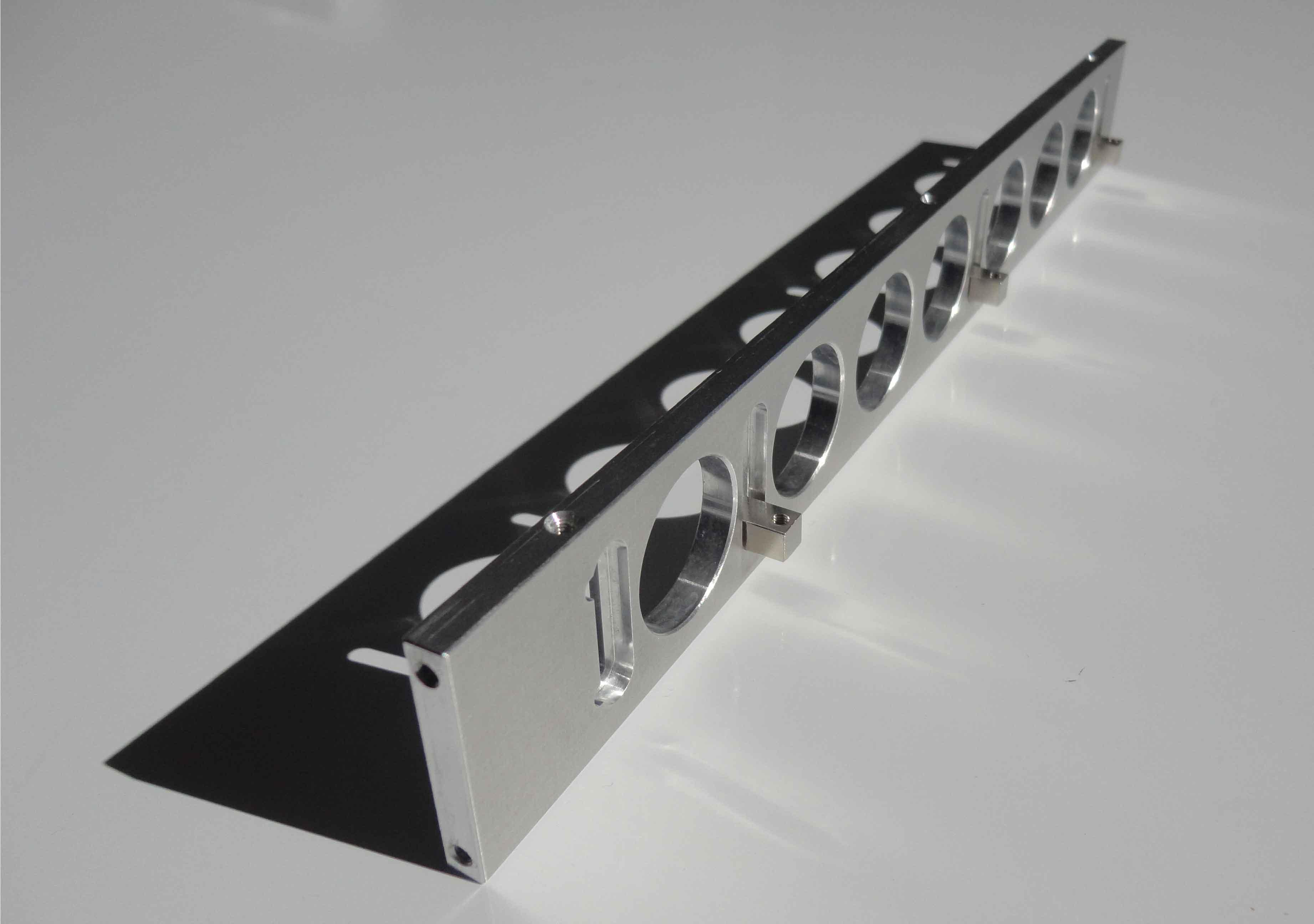 Montage kit de cassette mécanique NIM W-IE-NE-R Grille aeration inferieure tiroir