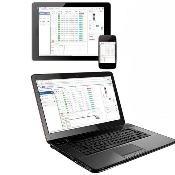 iCS2 tablette smartphone