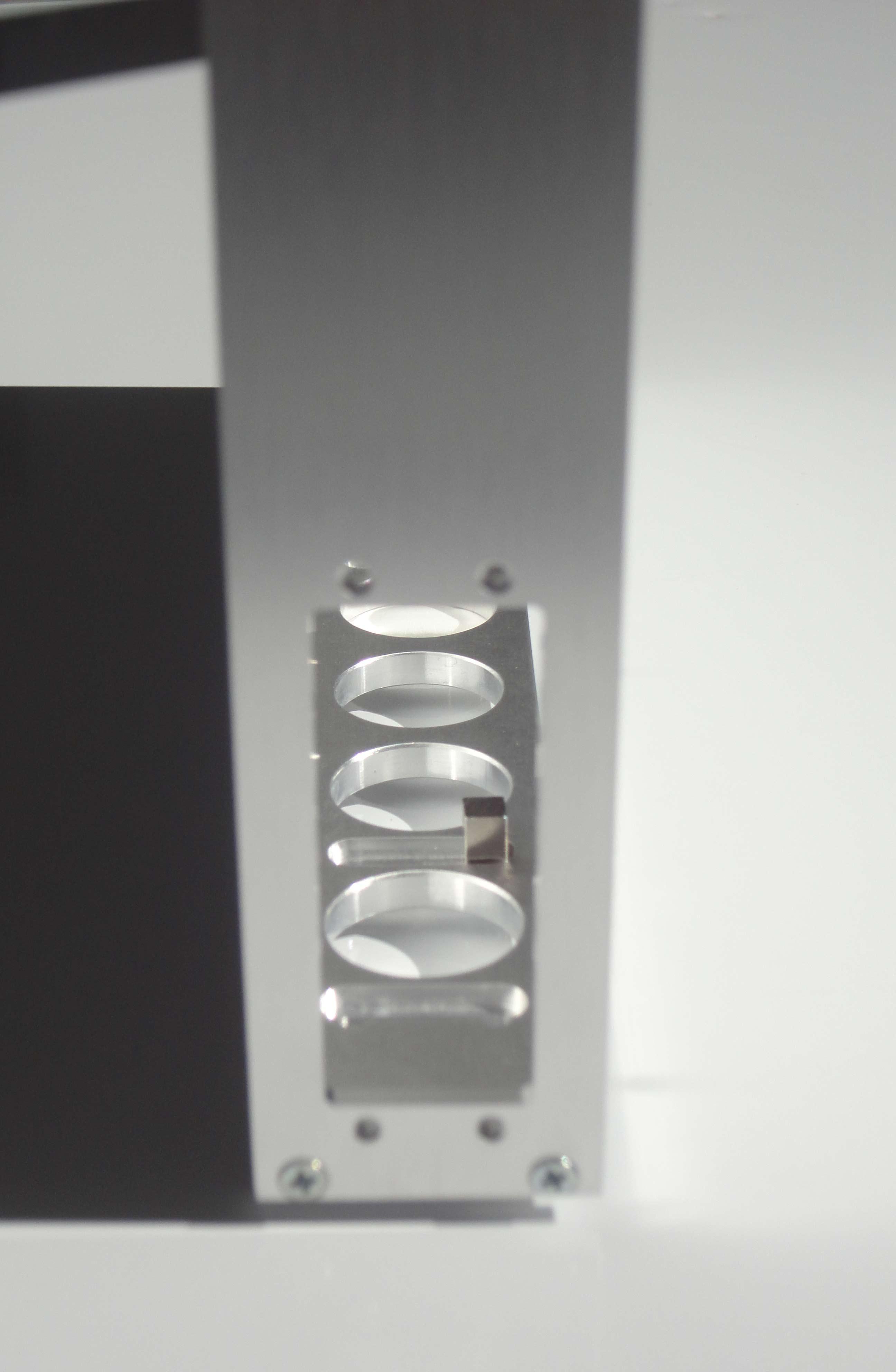 Montage kit de cassette mécanique NIM W-IE-NE-R Panneau arriere percage